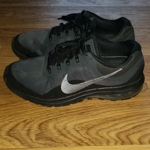 Nike Jx Black/silver